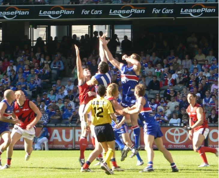 AFL game no ball3