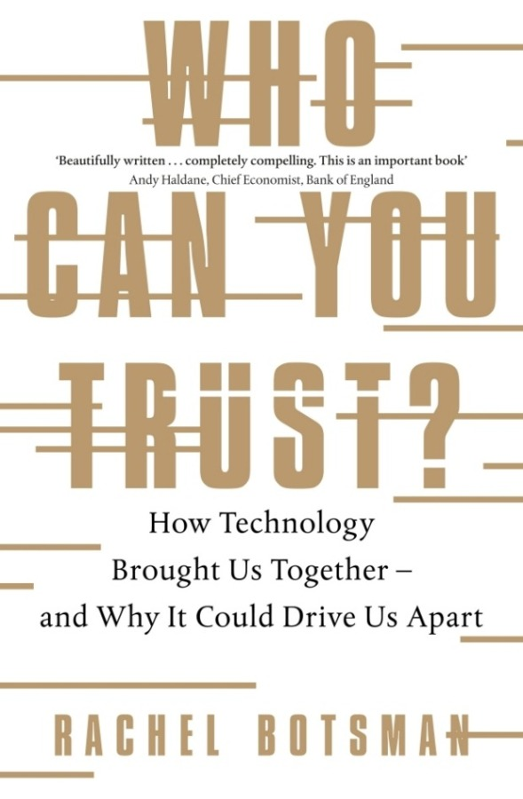 Trust in the 21stCentury