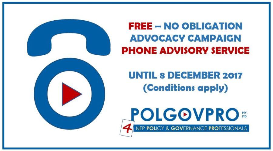 Advocacy Campaign PlanningCheckup