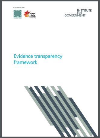 evid transp framework