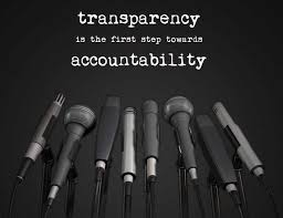 How transparent is your policy evidence?